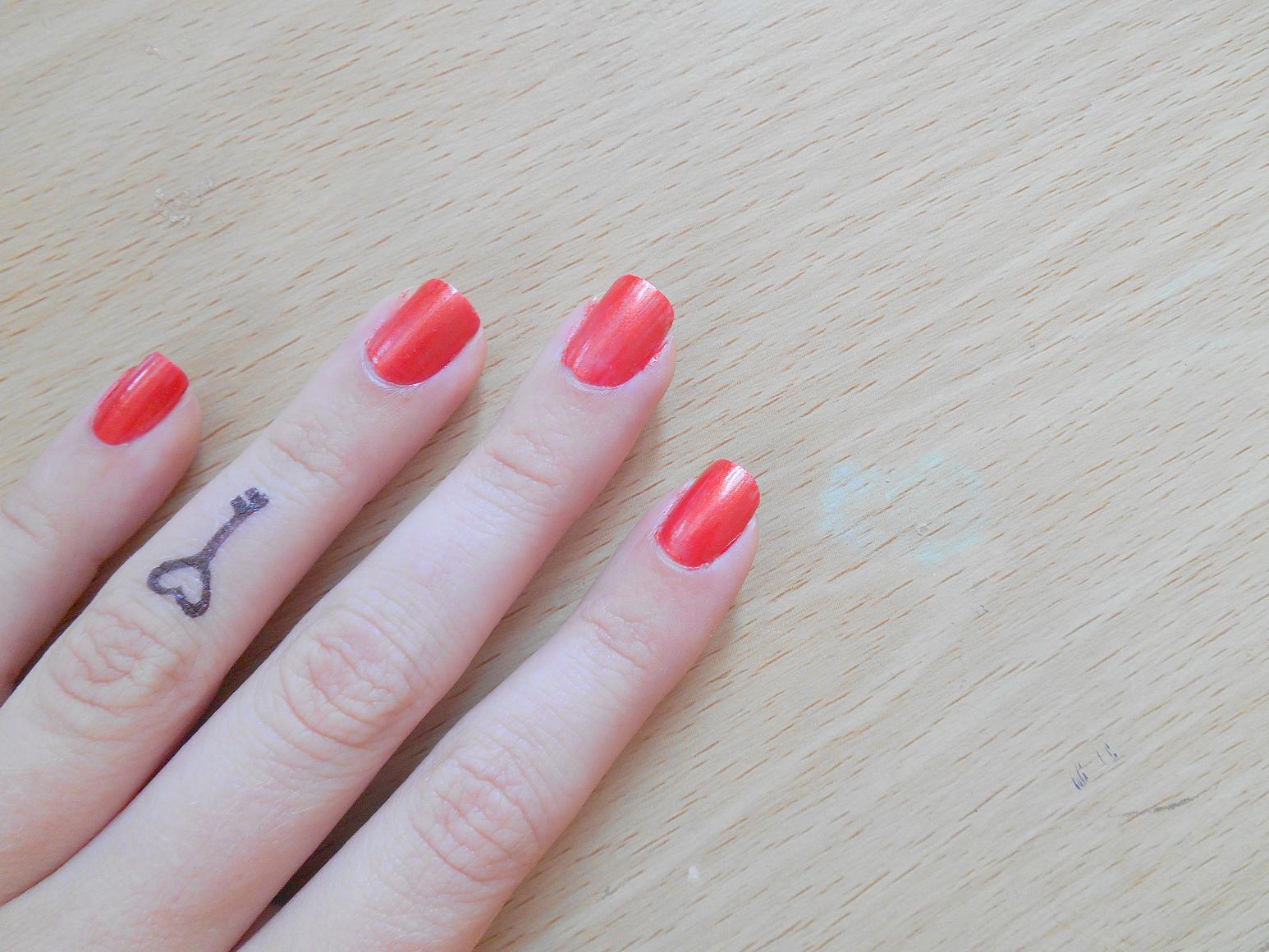 tattoos finger hand simple creative temporary joyenergizer